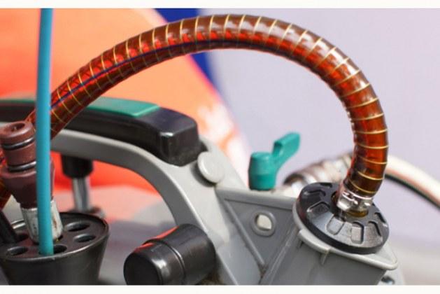 How do you fix a vacuum system leak?
