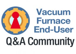 How frequently should leak testing be performed on vacuum furnaces?