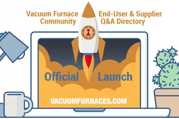 New Q&A platform is heating up the vacuum furnace end-user community